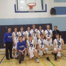 U19 Junior Men Win GOLD at Their Home Sanctioned 2018 'AA' OBA Tournament!
