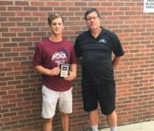 Oxford Attack Graduating Player Award 2018