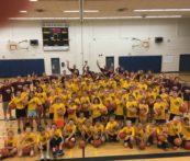 Oxford Attack Basketball Club's 6th Annual Summer Camp 2018!