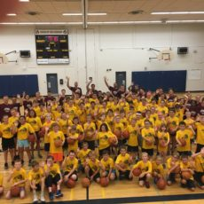 Oxford Attack Basketball Club's 6th Annual Summer Camp 2018!