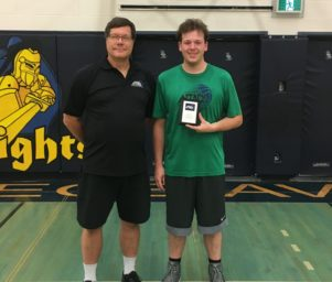 Oxford Attack Graduating Player Award 2019
